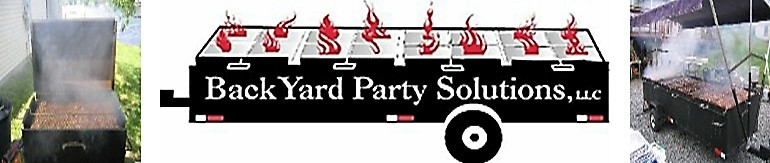 Randys Bar B Q Burger Joint 303 Keyser Ave Scranton PA Is Now Open Click The Link Above For Our Menu Back Yard Party Solutions